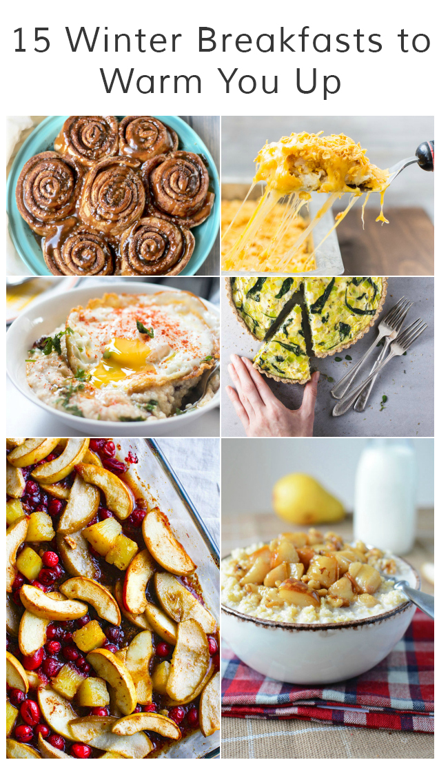 15 Winter Breakfast Recipes to Warm You Up