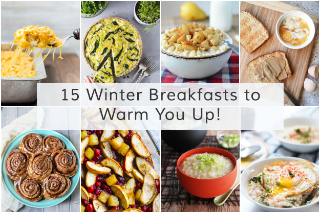 15 Winter Breakfasts