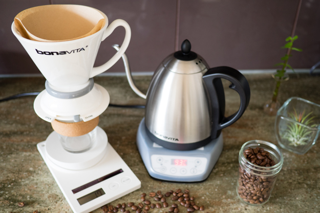 Bonavita Immersion Dripper and Variable Kettle Review