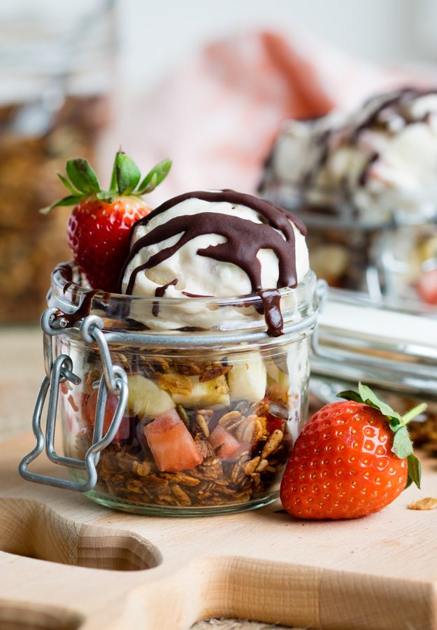 Sweetheart Ice Cream Parfait | The Worktop