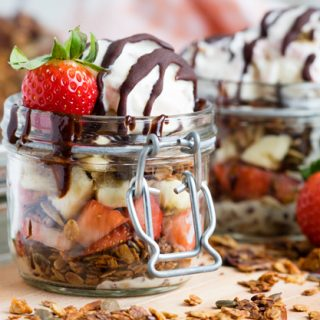 Sweetheart Ice Cream Parfait | The Worktop