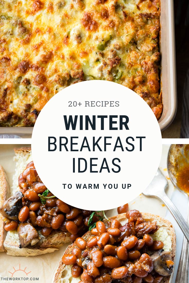Winter Breakfast Recipes and Ideas | The Worktop