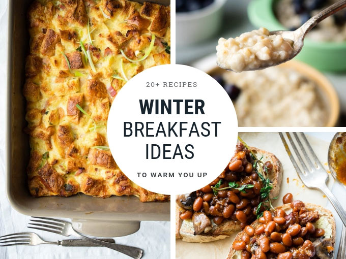 20+ Winter Breakfast and Recipes | The Worktop