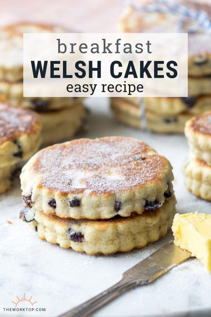 Welsh Breakfast Cake Recipe | The Worktop