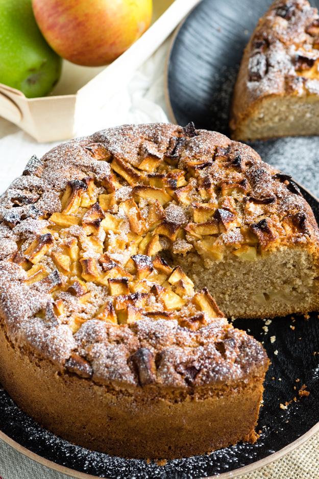 Dorset Apple Cake Easy To Make Fresh Apple Cake The Worktop