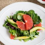 Honeyed Grapefruit Salad with Pink Peppercorns | The Worktop