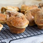 Cinnamon Brown Sugar Popovers | The Worktop