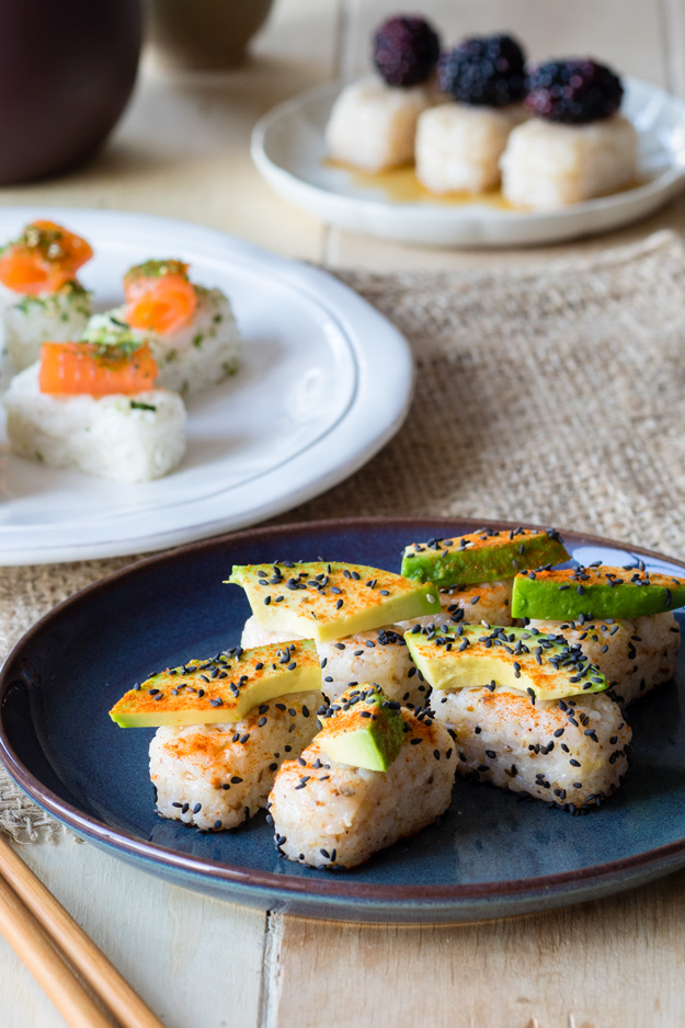 Breakfast Bento Sushi Recipes   The Worktop
