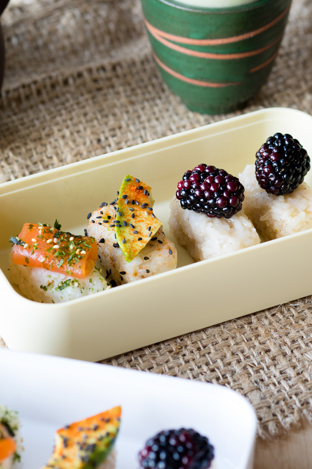 Breakfast Bento Sushi Recipes | The Worktop