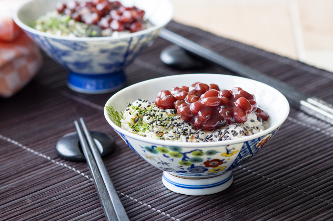 Adzuki Beans on Banana Rice | The Worktop