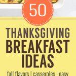 50 Thanksgiving Breakfast Ideas | The Worktop