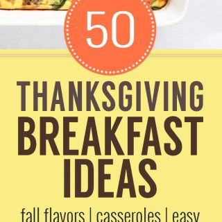 50 Thanksgiving Breakfast Ideas | The Worktop