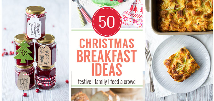 50 Christmas Breakfast Ideas | The Worktop
