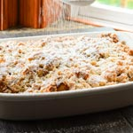 Pumpkin French Toast Casserole | Thanksgiving Breakfast Casseroles