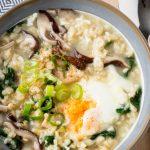 Savory Oatmeal | The Worktop