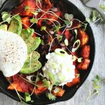 Sweet Potato Brunch Skillet | Thanksgiving Breakfast Recipes