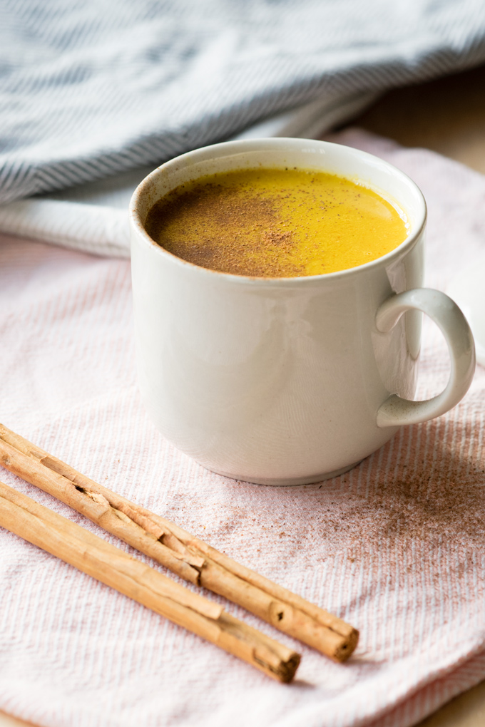 Spiced Golden Milk | The Worktop