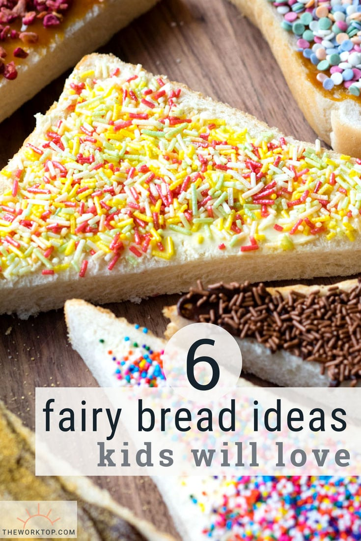 6 Fairy Bread Recipe Ideas | The Worktop