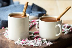 Mint Hot Cacao - Warm Milk Drinks | The Worktop