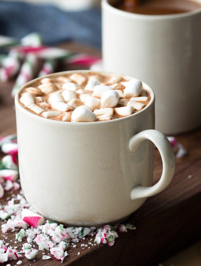 Mint Hot Cacao (Vegan, GF)
