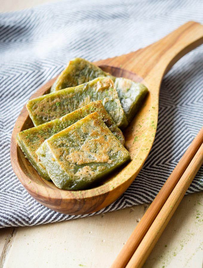 Matcha Nian Gao | The Worktop