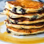 Blueberry Vegan Pancakes | The Worktop