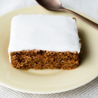 Vegan Carrot Cake for Easter Breakfast Idea