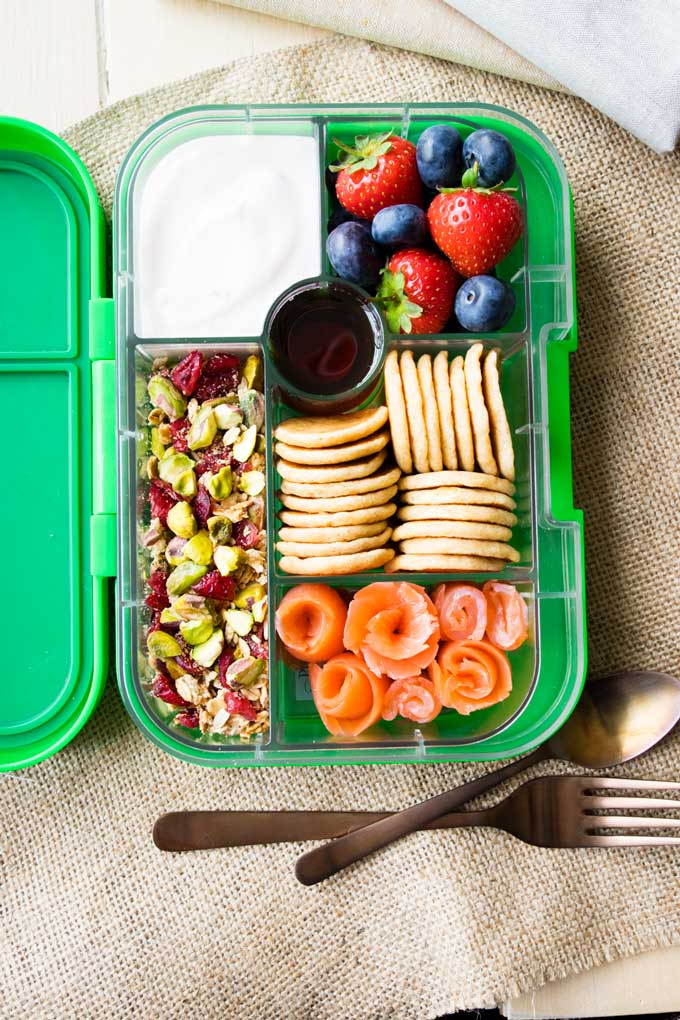Healthy and Easy Pancakes for Toddlers and Babies - Yumbox