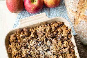 Apple French Toast Casserole | The Worktop