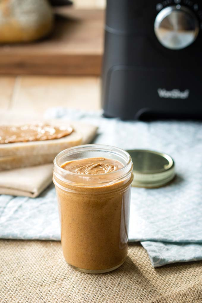 Honey Espresso Almond Butter | The Worktop