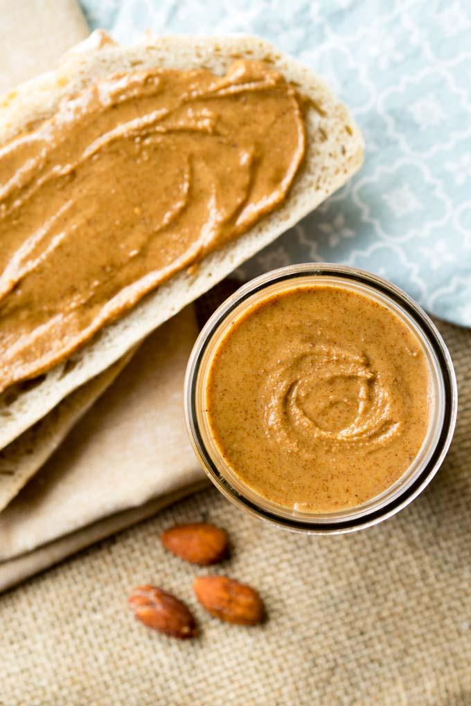 Honey Espresso Almond Butter   The Worktop
