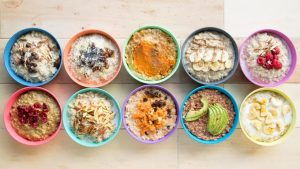10 Healthy Porridge Toppings For Busy Families