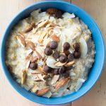 Almond Joy Porridge