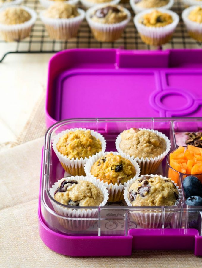 Easy Toddler Muffin Recipes | The Worktop