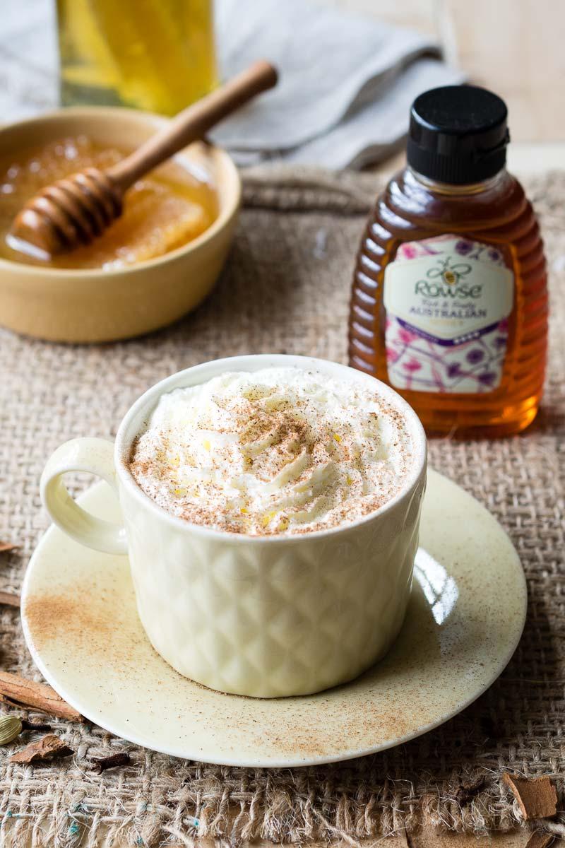 Milk and Honey Drink Recipe | The Worktop