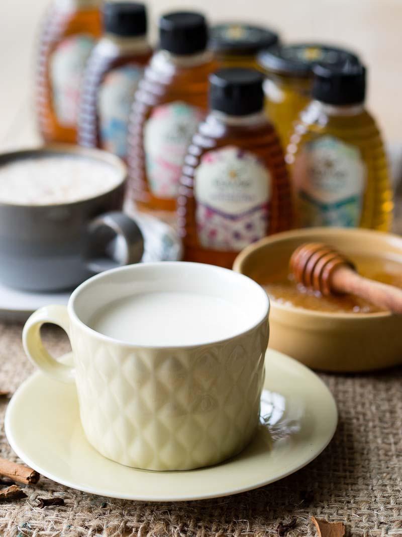 Milk and Honey Drink | The Worktop