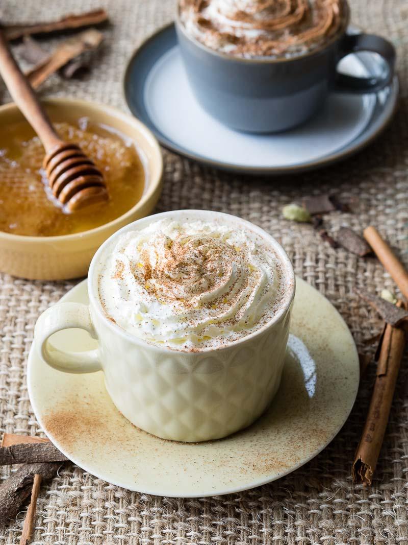 Milk and Honey Recipe | The Worktop