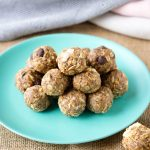 Oatmeal Energy Balls | The Worktop