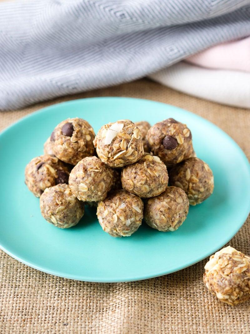 Oatmeal Energy Balls | The Worktop