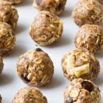 Peanut Butter Oatmeal Energy Balls | The Worktop