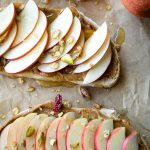 Peanut Butter Apple Toast for Breakfast | The Worktop