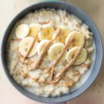 Peanut Butter and Banana Porridge