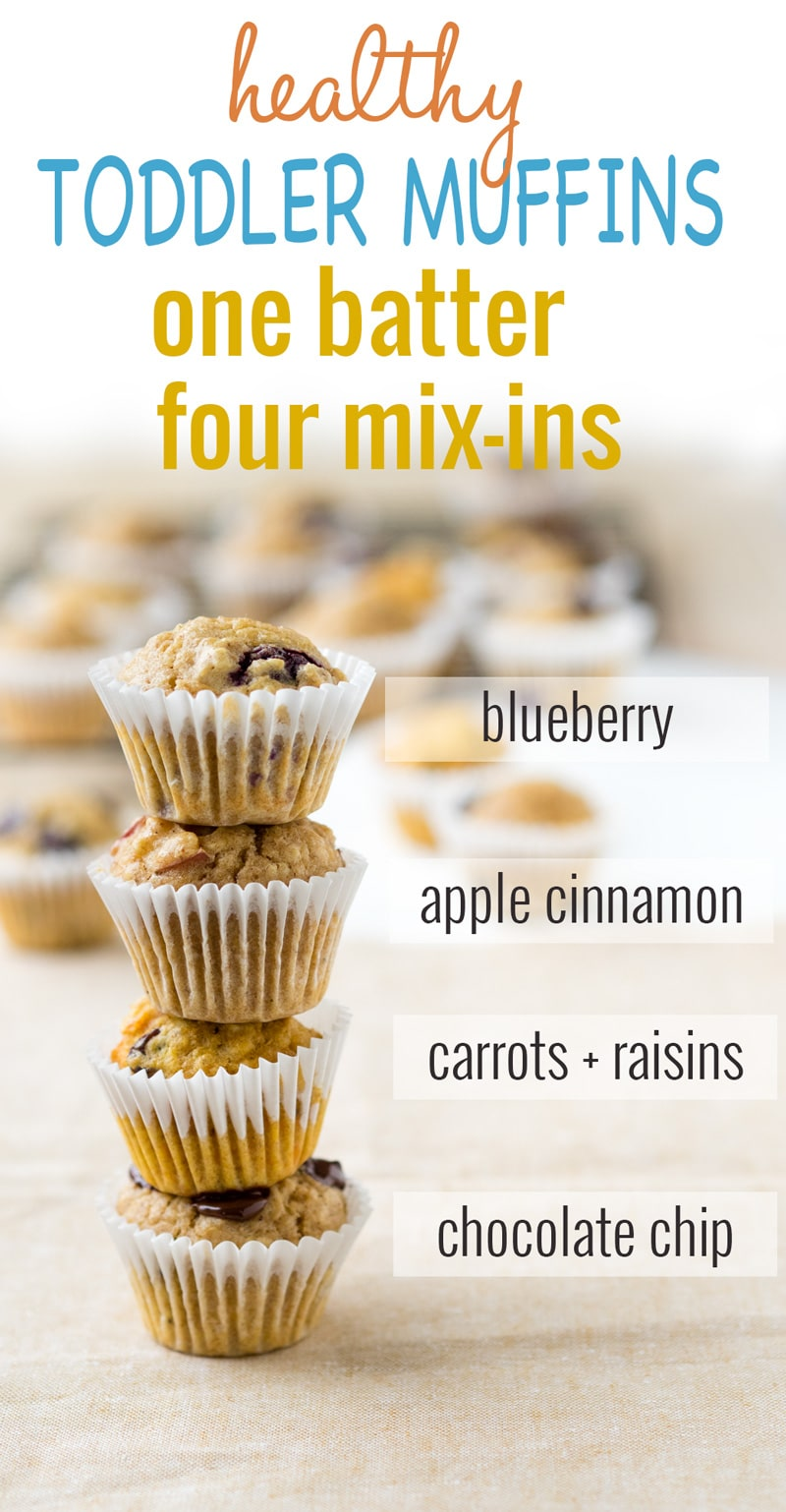 Toddler Muffins Breakfast Ideas | The Worktop