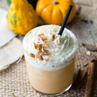 Pumpkin Pie Smoothie | The Worktop