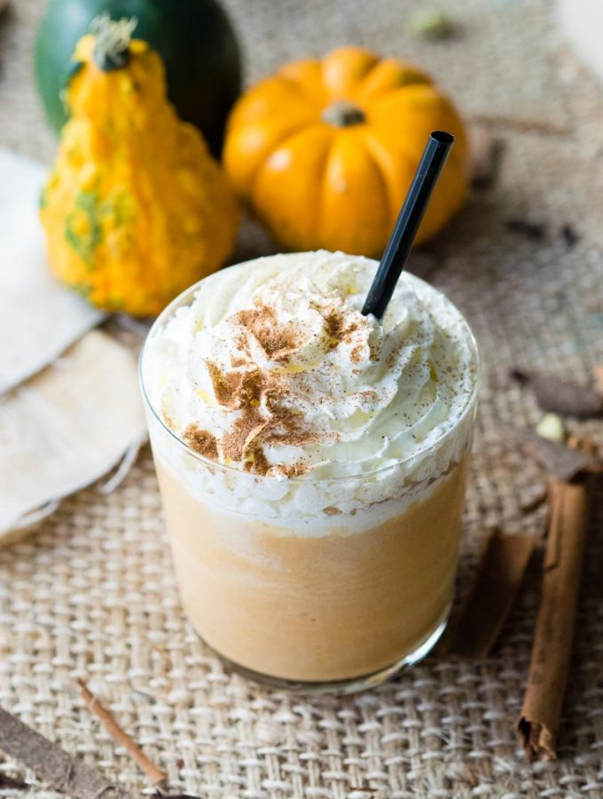 Pumpkin Pie Smoothie (GF)