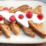Christmas Breakfast Ideas - French Toast
