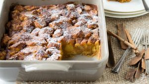 Pumpkin Breakfast Casserole | The Worktop
