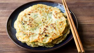 Chinese Scallion Pancake Recipe | The Worktop