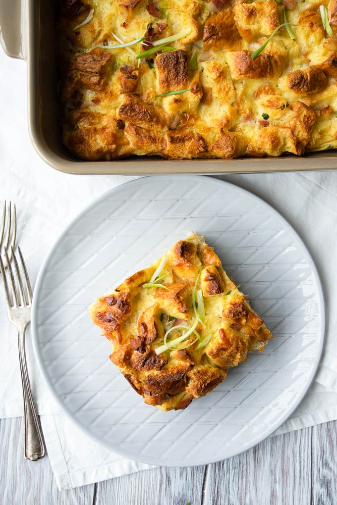 Bacon Breakfast Casserole | The Worktop