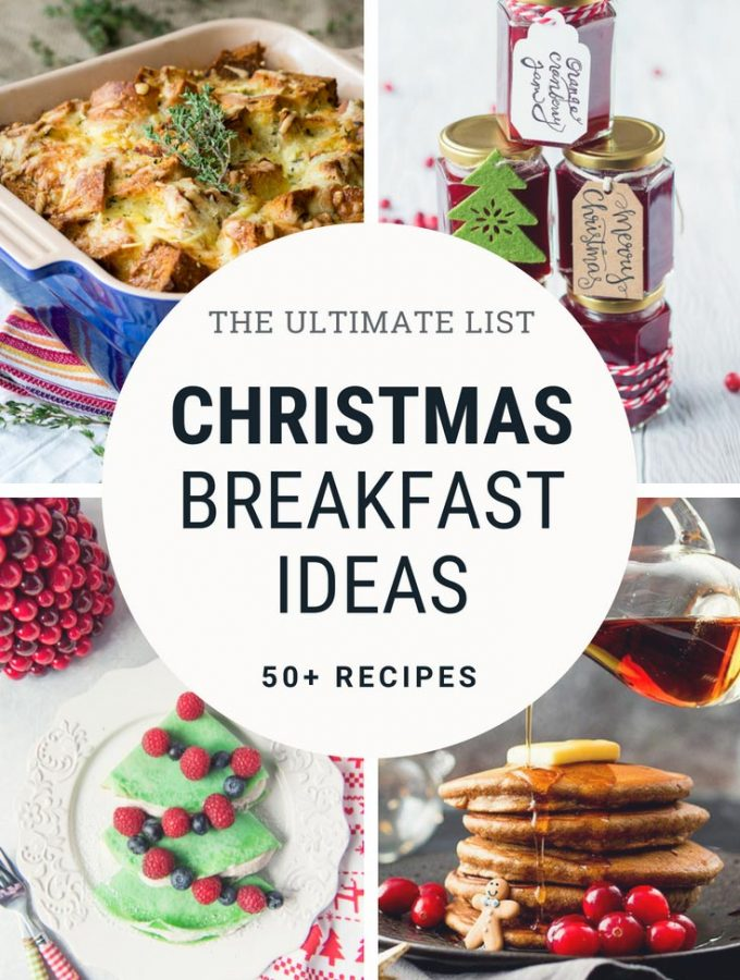 Christmas Breakfast Ideas - Recipes | The Worktop